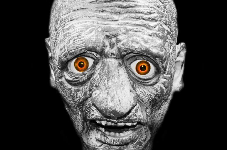 halloween-monster-face-eyes-eye-72794