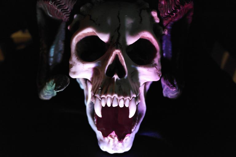 skull-demon-monster-shadow-horror-535745